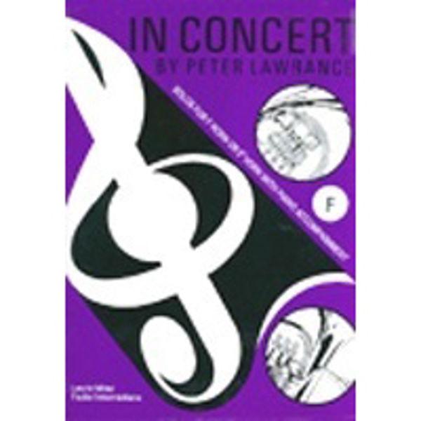 In Concert, F Horn/Piano