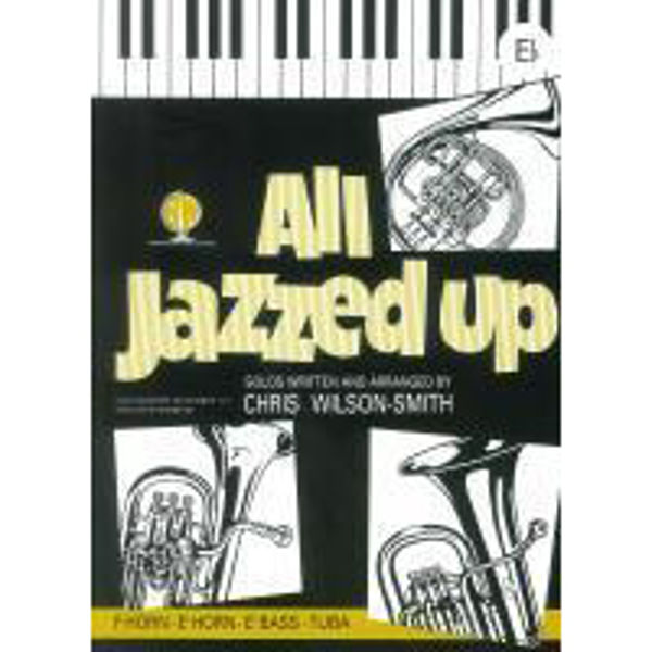 All Jazzed Up, Eb Tuba/Piano