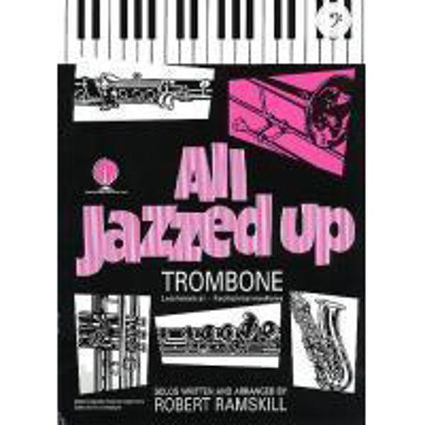 All Jazzed Up Trombone BC, Trombone/Piano
