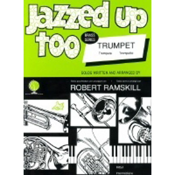 Jazzed Up Too for Trumpet, Trumpet/Piano
