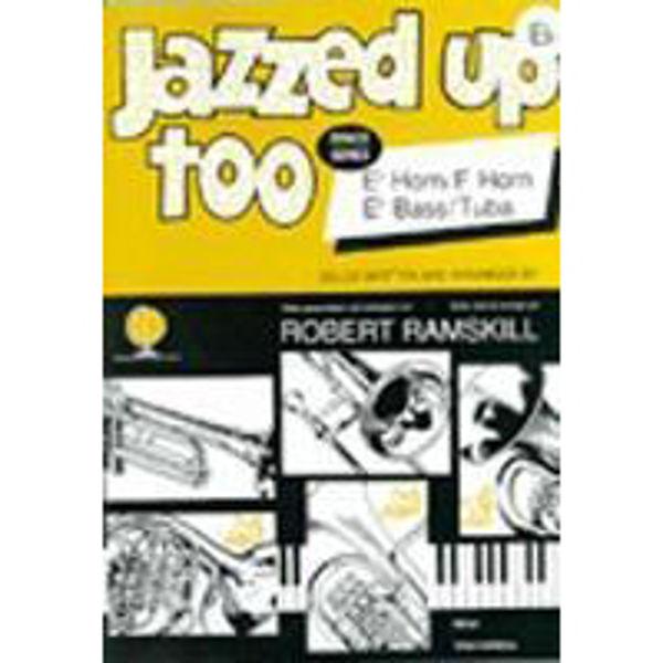Jazzed Up Too TC, Eb Tuba/Piano