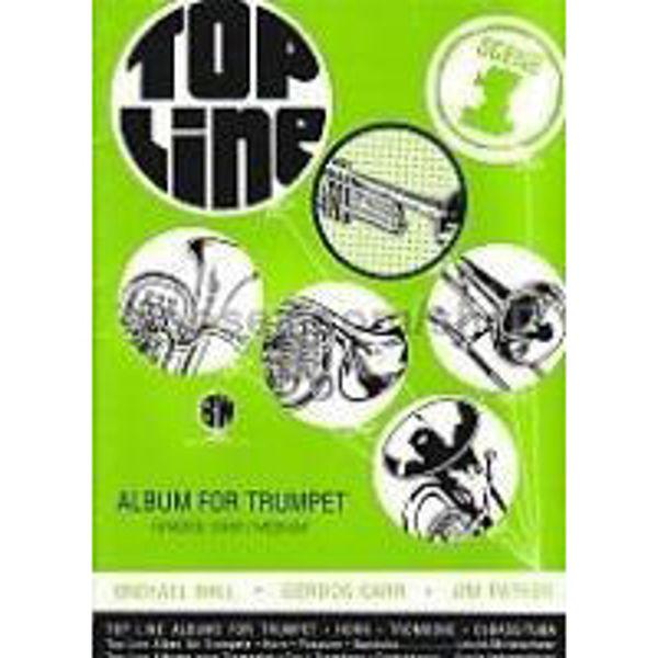 Top Line Album for Trumpet