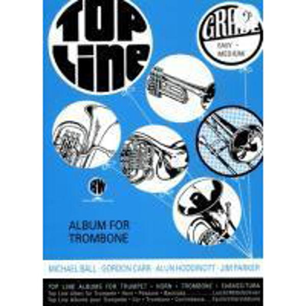 Top Line Trombone BC, Trombone/Piano