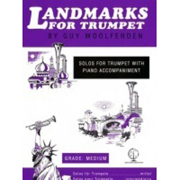 Landmarks for Trumpet, Trumpet/Piano