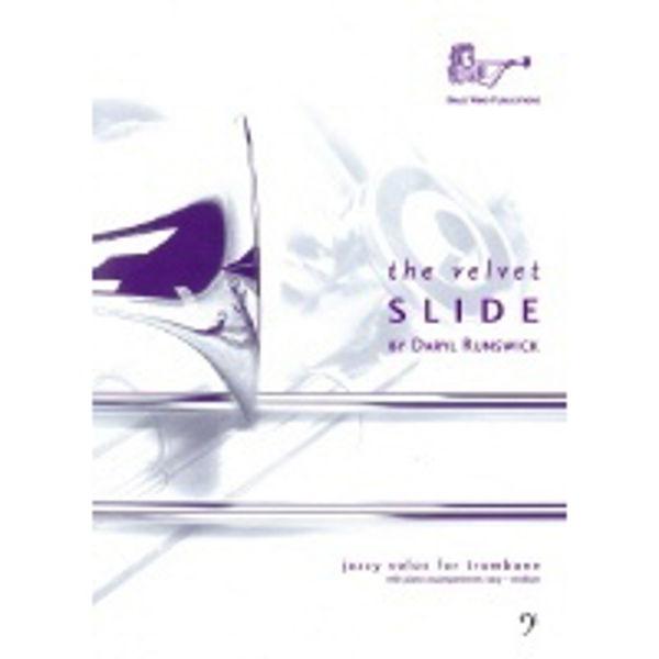 The Velvet Slide BC, Daryl Runswick Trombone and Piano