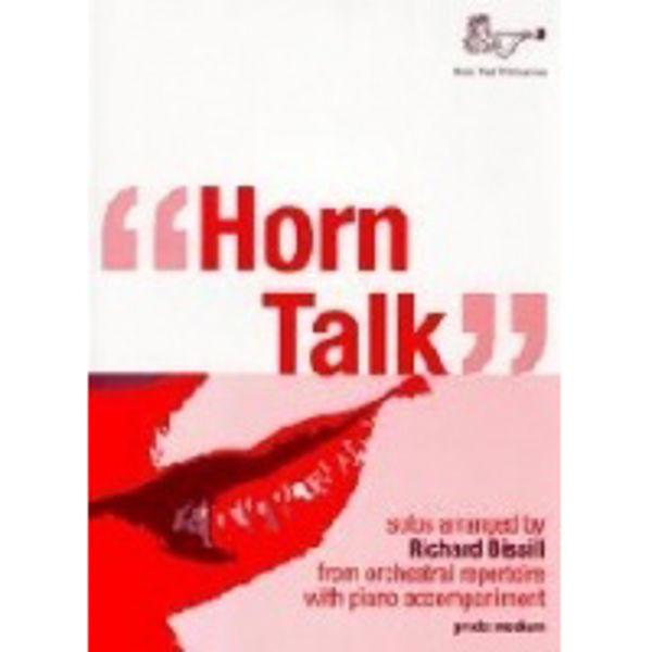 Horn Talk, F Horn/Piano