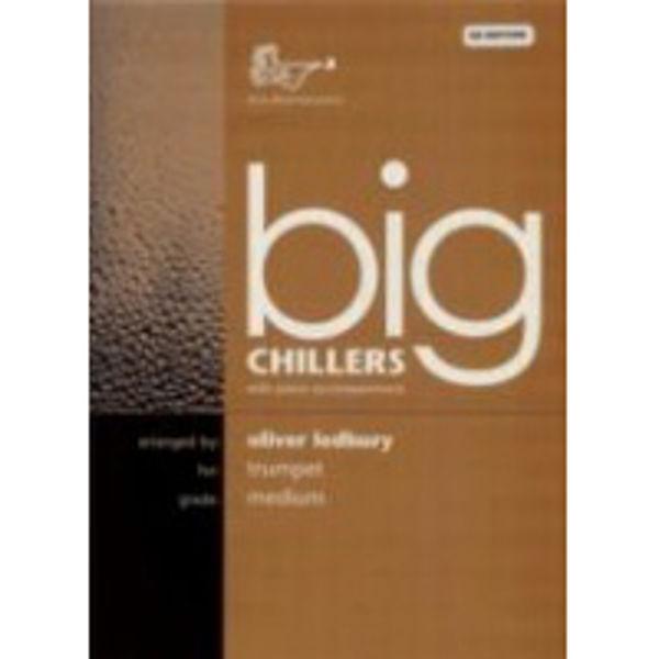 Big Chillers Trumpet med CD, Trumpet/Piano med CD