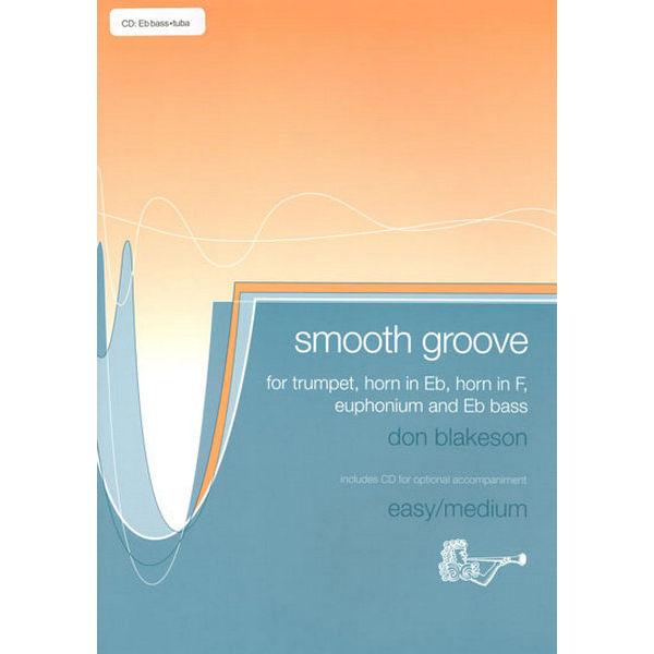 Smooth Groove, Don Blakeson, Eb Tuba med CD