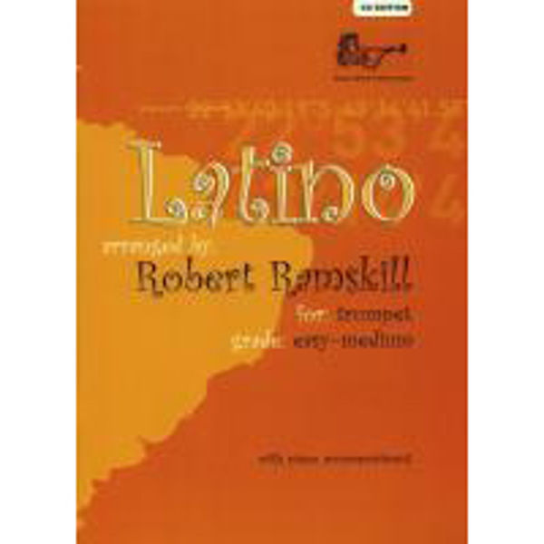 Latino for Trumpet, Trumpet/Piano med CD