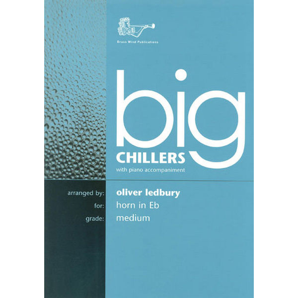 Big Chillers Horn in Eb and Piano by Oliver Ledbury