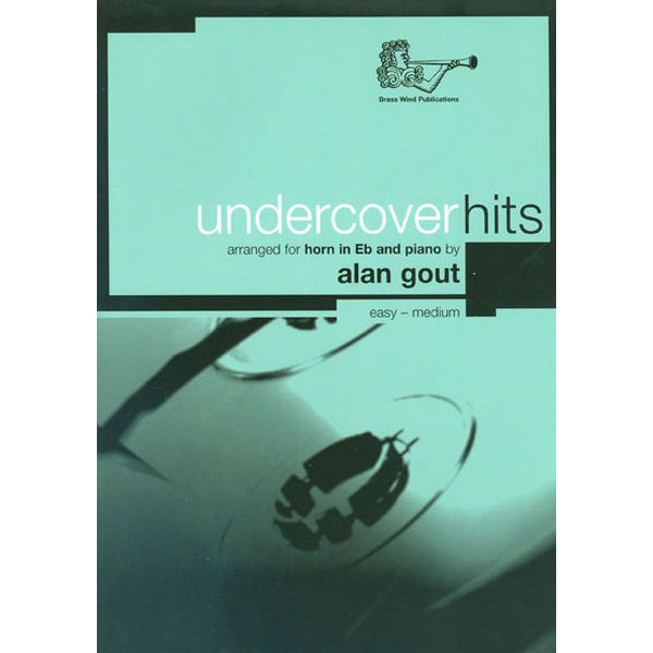Undercover Hits, Eb Horn/Piano arr Alan Gout