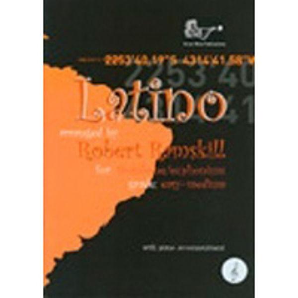 Latino for Trombone/Euphoniumonium TC, Trombone/Piano