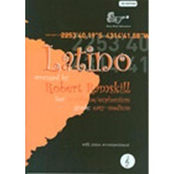 Latino for Trombone/Euphoniumonium TC, Trombone/Piano med CD