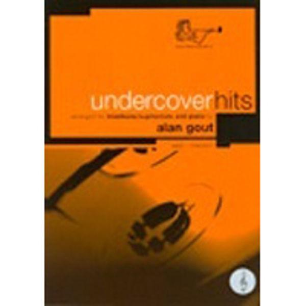 Undercover Hits Trombone TC, Trombone/Piano
