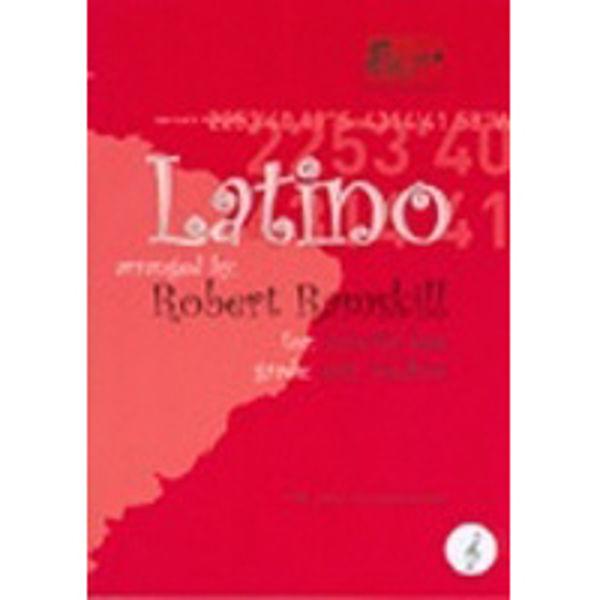 Latino for Eb Tuba/Tuba TC, Eb Tuba/Piano