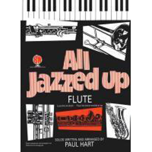 All Jazzed Up Flute, Flute/Piano