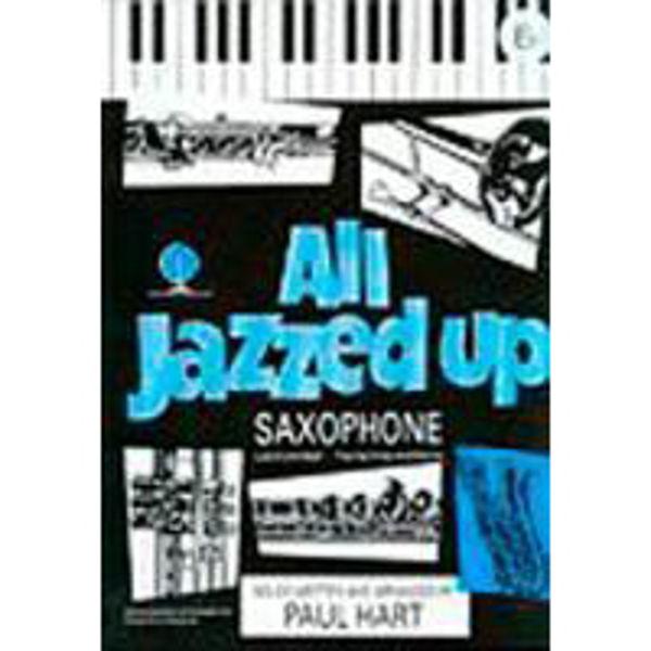 All Jazzed Up Altsaksofon - Hart, Saksofon/Piano