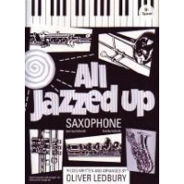 All Jazzed Up  Tenorsaksofon - Hart, Saksofon/Piano