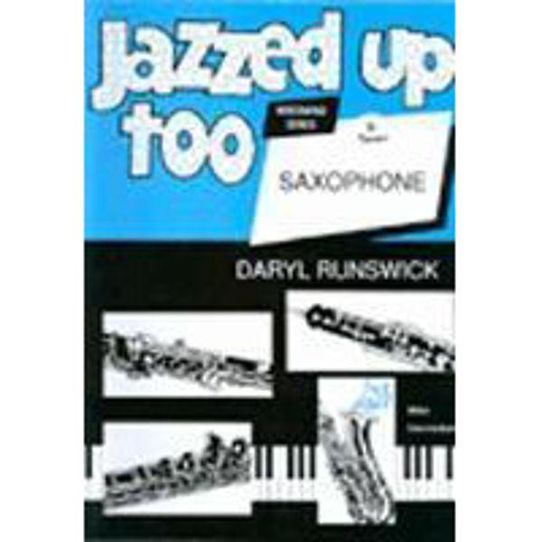 Jazzed Up Too for Tenorsaksofon, Saksofon/Piano
