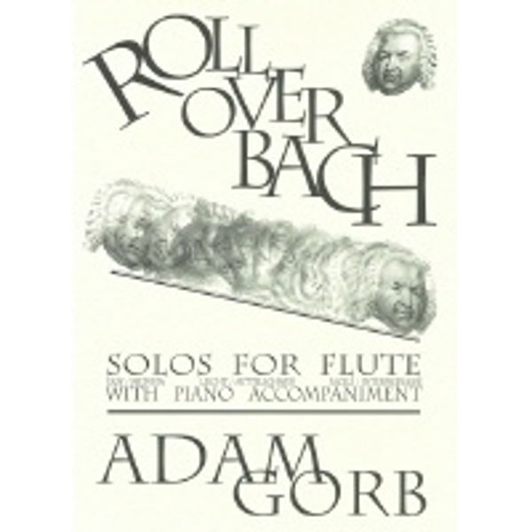 Roll Over Bach, Flute/Piano
