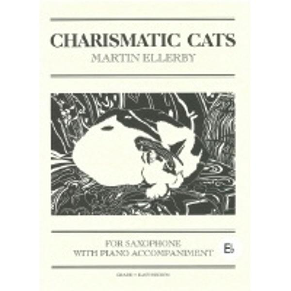 Charismatic Cats for Altsaksofon, Saksofon/Piano