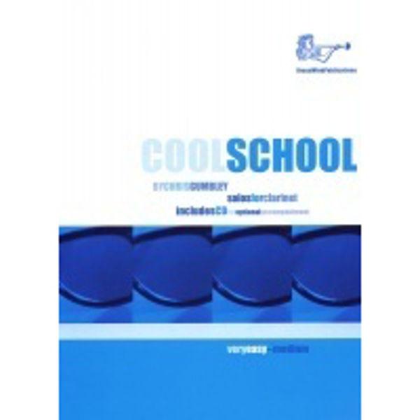 Cool School for Clarinet, Clarinet med CD