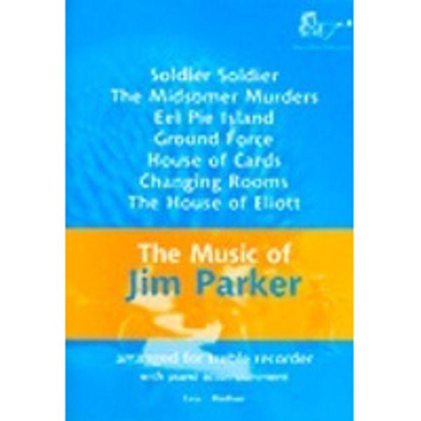 Music of Jim Parker Treble Recorder, Recorder(Treble)/Piano