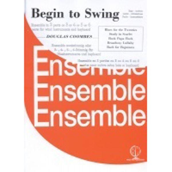 Begin to Swing, 2,3,4,5 or 6 pts & Keybd