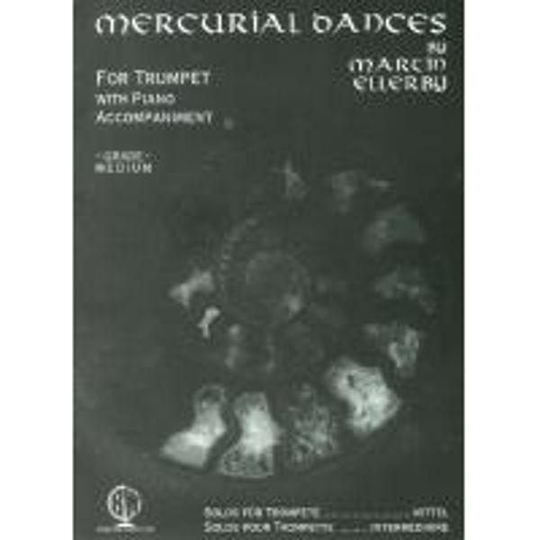 Mercurial Dances, Trumpet/Piano