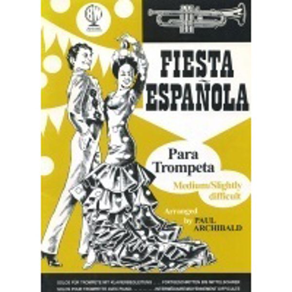 Fiesta Espanola, Trumpet/Piano