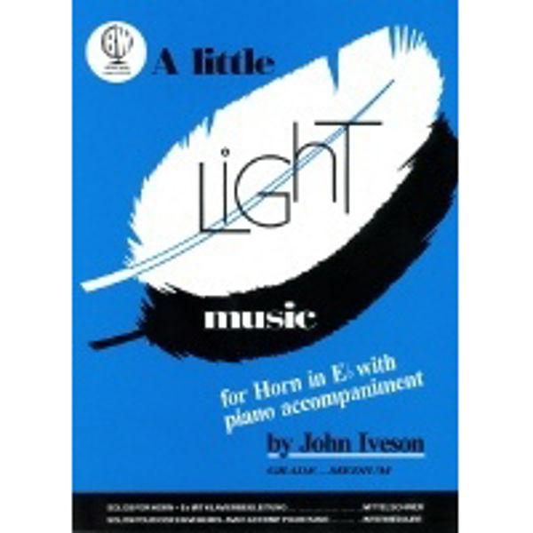 A Little Light Music, Eb Horn/Piano