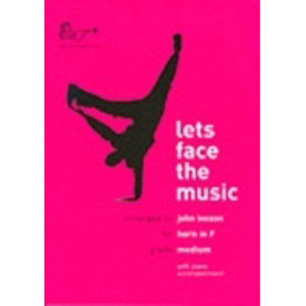 Lets Face the Music, F Horn/Piano