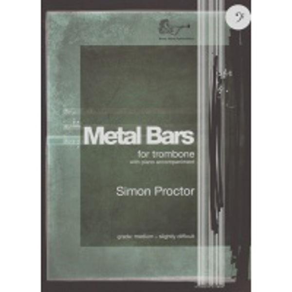 Metal Bars BC, Trombone/Piano
