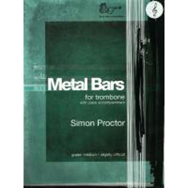 Metal Bars TC, Trombone/Piano