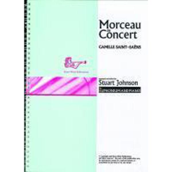 Morceau de Concert, Euphoniumonium/Piano