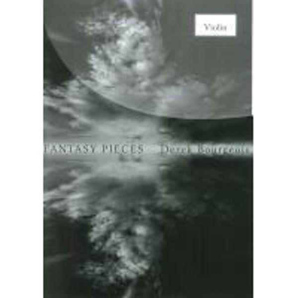 Fantasy Pieces for Violin, Violin solo