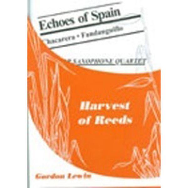 Echoes of Spain, Saxophones - 4 parts