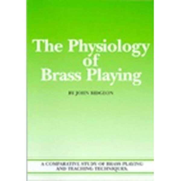 The Physiology of Brass Playing, Reference