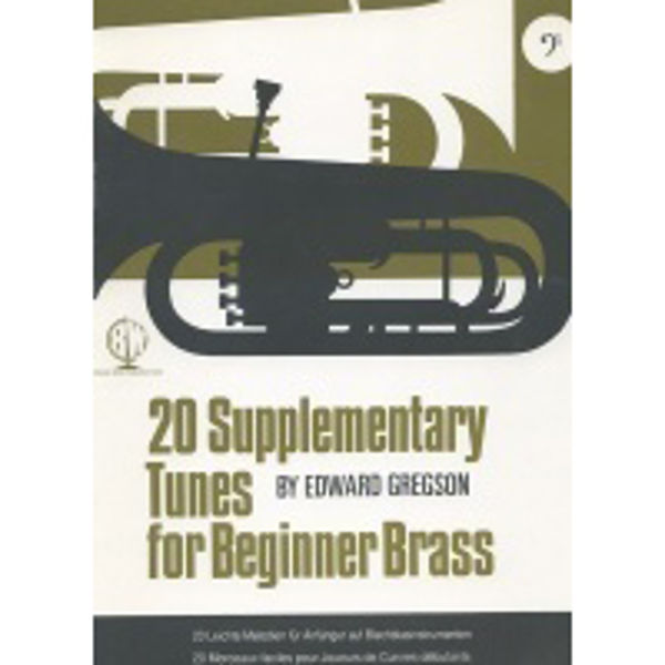 20 Supplementary Tunes BC, Trombone solo