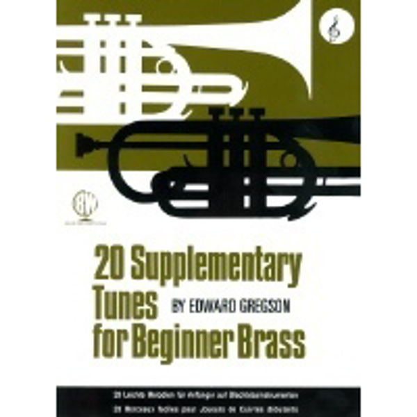 20 Supplementary Tunes TC, TC solo