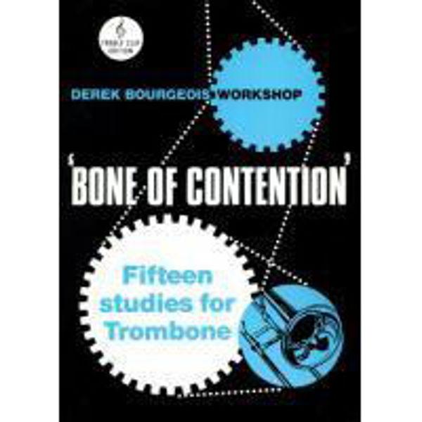 Bone of Contention TC, Trombone studies