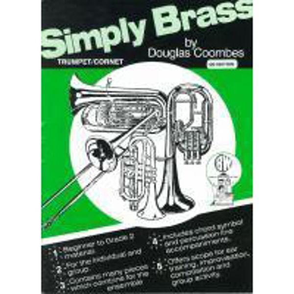 Simply TC, Brass tutor med CD