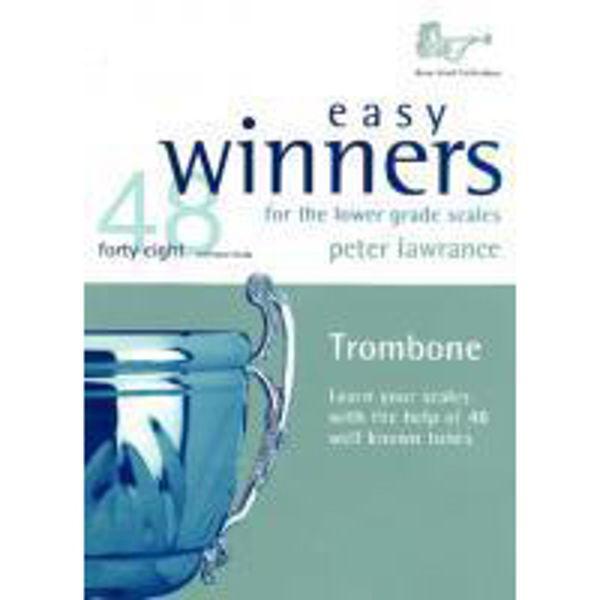 Easy Winners Trombone Scale Book, Trombone studies