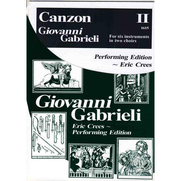 Canzon II, Gabrieli, Sekstett