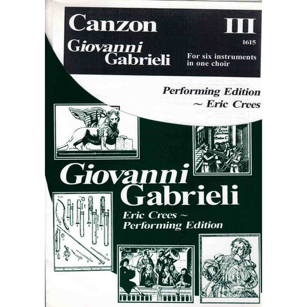 Canzon III, Gabrieli, Brass Sekstett