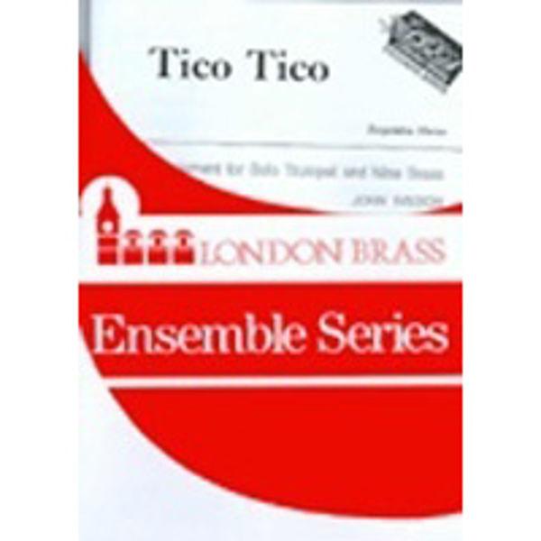 Tico Tico, 10 Brass