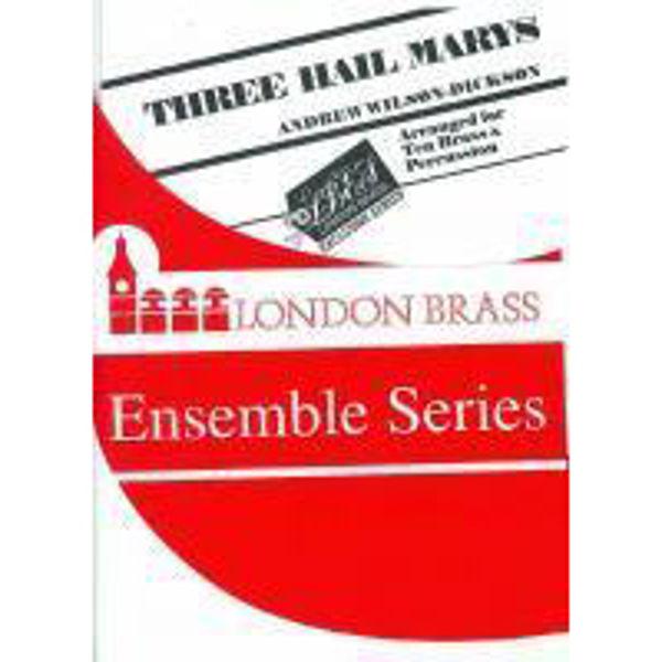 Three Hail Marys, 10 Brass