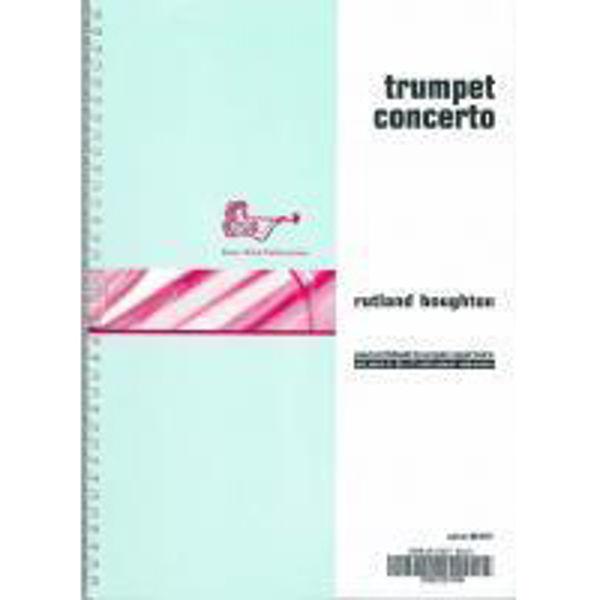 Boughton Trumpet Concerto, Trumpet & Piano reduction