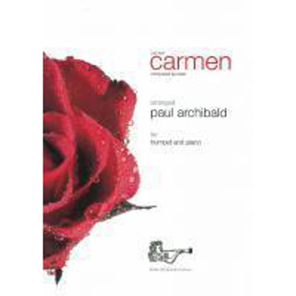 Carmen, Trumpet/Piano