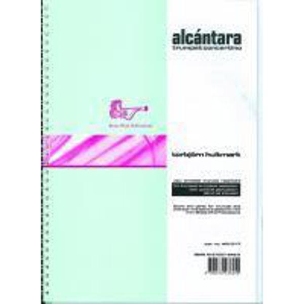 Alcantara, Trumpet & Piano reduction